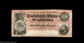 Confederate Notes:1864 Issues, T64 $500 1864. A second gorgeous dark red background $500 ...