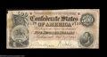 Confederate Notes:1864 Issues, T64 $500 1864. Very Fine, with tight margins and a ...