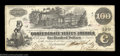 Confederate Notes:Group Lots, Three 1862 Confederate C-Notes.