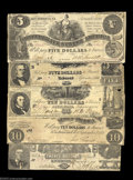 Confederate Notes:Group Lots, Confederate Type Set Starter Kit.