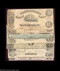 Confederate Notes:Group Lots, Wonderful Mixture of Early Confederate Types.