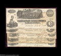 Confederate Notes:Group Lots, Five CSA Train Notes. Two T39 $100s and three T40 $100s, ... (5notes)