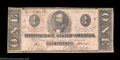 Confederate Notes:Group Lots, 1862 Confederate Trio.