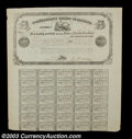 Confederate Notes:Group Lots, State of North Carolina Bond $1000 Mar. 1, 1862 Cr. 62L