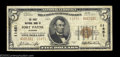 National Bank Notes:Alabama, Fort Payne, AL - $5 1929 Ty. 2 The First NB Ch. # ...