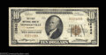 National Bank Notes:Alabama, Monroeville, AL - $10 1929 Ty. 1 The First NB Ch. # ...