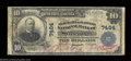 National Bank Notes:Alabama, Sylacauga, AL - $10 1902 Plain Back Fr. 624 The ...