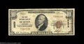 National Bank Notes:Arkansas, DeQueen, AR - $10 1929 Ty. 1 The First NB Ch. # 5929