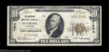 National Bank Notes:Colorado, Alamosa, CO - $10 1929 Ty. 1 The American NB Ch. # ...