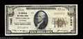 National Bank Notes:Colorado, Berthoud, CO - $10 1929 Ty. 1 The Berthoud NB Ch. # ...