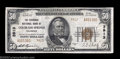 National Bank Notes:Colorado, Colorado Springs, CO - $50 1929 Ty. 2 The Exchange NB ...