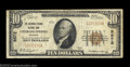 National Bank Notes:Colorado, Colorado Springs, CO - $10 1929 Ty. 1 The Colorado ...