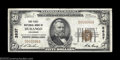 National Bank Notes:Colorado, Durango, CO - $50 1929 Ty. 1 The First NB Ch. # 2637