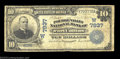 National Bank Notes:Colorado, Fort Collins, CO - $10 1902 Date Back Fr. 616 The Poudre ...