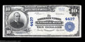 National Bank Notes:Colorado, Greeley, CO - $10 1902 Plain Back Fr. 627 The Greeley ...