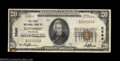 National Bank Notes:Colorado, Gunnison, CO - $20 1929 Ty. 1 The First NB Ch. # 2686