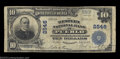National Bank Notes:Colorado, Pueblo, CO - $10 1902 Plain Back Fr. 633 Western NB of ...