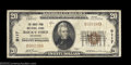 National Bank Notes:Colorado, Rocky Ford, CO - $20 1929 Ty. 1 The Rocky Ford NB Ch. #...