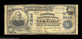 National Bank Notes:Colorado, Pueblo, CO - $10 1902 Plain Back Fr. 633 The Western NB