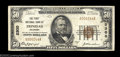 National Bank Notes:Colorado, Trinidad, CO - $50 1929 Ty. 1 The First NB Ch. # 2300
