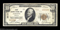 National Bank Notes:Georgia, Albany, GA - $10 1929 Ty. 2 Albany Exchange NB Ch. # ...