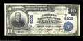 National Bank Notes:Georgia, Atlanta, GA - $10 1902 Date Back Fr. 618 The American NB
