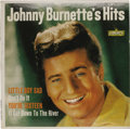 """Music Memorabilia:Recordings, """"Johnny Burnette's Hits"""" EP (Liberty LSX-1011, 1960). The second ofthe groundbreaking Rockabilly's two EPs included his big..."""