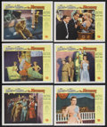 """Movie Posters:Comedy, Abbott and Costello Meet the Mummy (Universal, 1955). Lobby Cards(6) (11"""" X 14""""). Horror/Comedy. Starring Bud Abbott, Lou C...(Total: 6 Items)"""