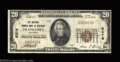 National Bank Notes:Kentucky, Frankfort, KY - $20 1929 Ty. 1 The National Branch Bank ...