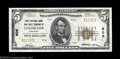 National Bank Notes:Kentucky, Lexington, KY - $5 1929 Ty. 2 The First NB & TC Ch. # ...