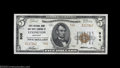 National Bank Notes:Kentucky, Lexington, KY - $5 1929 Ty. 2 The First NB & TC Ch. # ... (3notes)