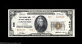 National Bank Notes:Kentucky, Lexington, KY - $20 1929 Ty. 2 The First NB & TC Ch. # ... (2notes)