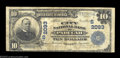 National Bank Notes:Kentucky, Paducah, KY - $10 1902 Plain Back Fr. 629 The City NB ...