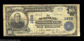 National Bank Notes:Maine, Norway , ME - $10 1902 Plain Back Fr. 628 The Norway NB