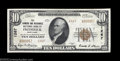National Bank Notes:Maryland, Frederick, MD - $10 1929 Ty. 2 The Farmers & Mechanics ...