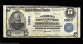 National Bank Notes:Maryland, Havre de Grace, MD - $5 1902 Plain Back Fr. 607 The ...