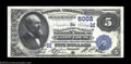 National Bank Notes:Missouri, Saint Louis, MO - $5 1882 Date Back Fr. 534 The ...