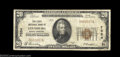 National Bank Notes:North Carolina, Louisburg, NC - $20 1929 Ty. 1 The First NB Ch. # 7554