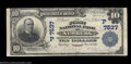 National Bank Notes:Oregon, Newberg, OR - $10 1902 Plain Back Fr. 624 The First NB ...