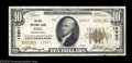 National Bank Notes:Pennsylvania, Dale, PA - $10 1929 Ty. 2 The Dale NB Ch. # 12967