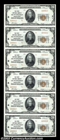 National Bank Notes:Pennsylvania, Huntingdon, PA - $20 1929 Ty. 2 The First NB Ch. # 31 ...