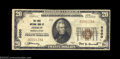 National Bank Notes:Pennsylvania, Jessup, PA - $20 1929 Ty. 1 The First NB Ch. # 9600