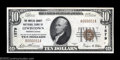 National Bank Notes:Pennsylvania, Lewistown, PA - $10 1929 Ty. 1 The Mifflin County NB ...