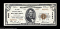 National Bank Notes:Pennsylvania, Mount Holly Springs, PA - $5 1929 Ty. 2 The First NB ...