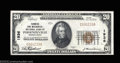 National Bank Notes:Pennsylvania, Phoenixville, PA - $20 1929 Ty. 1 Farmers & Mechanics-NB