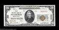 National Bank Notes:Pennsylvania, Pittsburgh, PA - $20 1929 Ty. 2 The First NB of ...