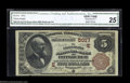 National Bank Notes:Pennsylvania, Pittsburgh, PA - $5 1882 Brown Back Fr. 474 The United ...