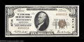 National Bank Notes:Pennsylvania, Pottstown, PA - $10 1929 Ty. 1 The Citizens NB & TC Ch....
