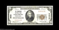 National Bank Notes:Pennsylvania, Stroudsburg, PA - $20 1929 Ty. 1 The Stroudsburg NB Ch....