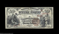 National Bank Notes:Pennsylvania, Union City, PA - $20 1882 Brown Back Fr. 504 The NB of ...
